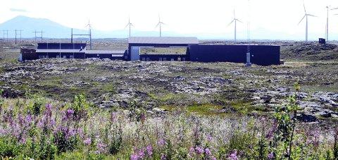 Smøla Vindpark kan levere energi til produksjon av hydrogen til en framtidig hydrogendrevet hurtigbåt mellom Kristiansund og Trondheim.