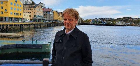 – Hvis innlegget fra Erik Aukan er et politisk spill, er jeg lei meg på de eldres vegne, sier Arne Grødahl.