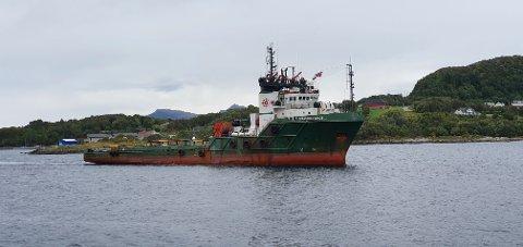 "Sjøfartsdirektoratets avdekket manglende lønnsutbetalinger i seks måneder på det Panama-registrerte skipet ""Diavlos Force"" i forbindelse med en havnestatskontroll i Ålesund."