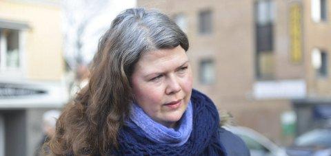 ORDFØRERKANDIAT: Suzy Haugan er Tønsberg Venstres ordførerkandidat til høstens valg.