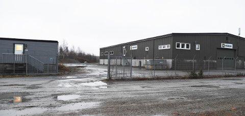 KJØPER OG LEIER UT: Stjørdal kommune har kjøpt denne eiendommen i Lånke for 15 millioner kroner. Nå skal de leie den ut til Forsvarsbygg.