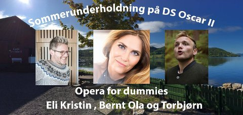 Opera på fredag