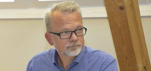 Utbytte: Kragerø Energi Holding AS og daglig leder Geir Elsebutangen, skaffer fem millioner i utbytte til kommunekassa.