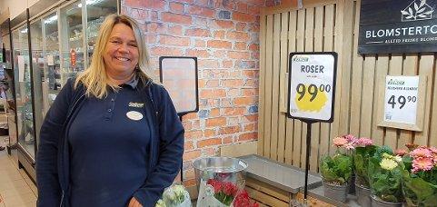 Liv-Kjersti Andersen er daglig leder på Joker i Stamsund.