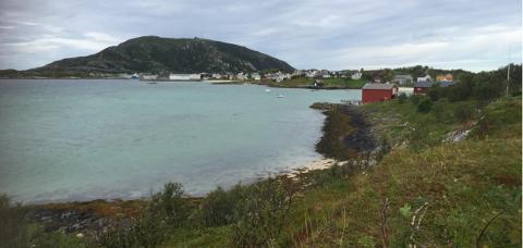 NYE BOLIGER: Sommarøy Invest AS vil bygge nytt boligfelt på Sommarøy.