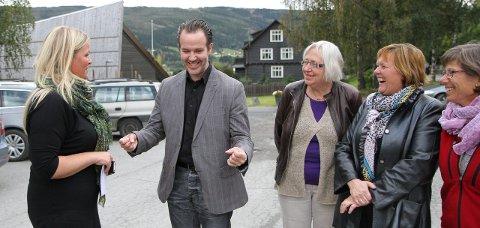 Ny direktør: Ole Aastad Bråten er nylig ansatt som direktør ved Valdresmusea. Han vil drive et levende museum som ikke er redd for å sette kontrovesielle tema på dagsordenen. Arkivbilde