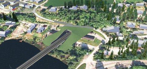 2021: - Ringerike Høyre er opptatt av at byggingen av Ringeriksbanen må starte opp i 2021, sier Lise Bye Jøntvedt.