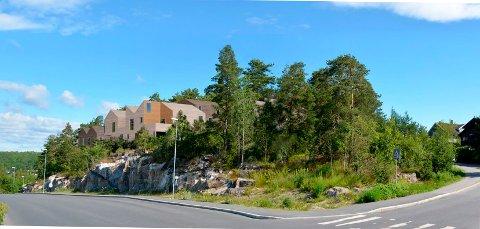 Frogn kommune solgte Trekanttomta på Ullerud godt over takst.