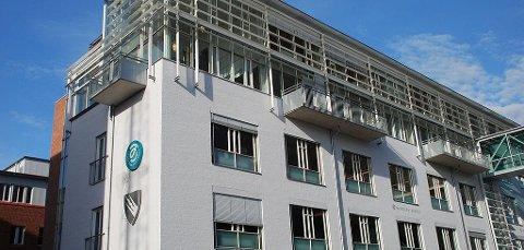 Midler til utdanning: Fagskolen i Østfold, som ligger på Værste, får 3,5 millioner fra Kunnskapsdepartementet.