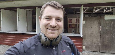 Skole og Næring: Venstres Ole Frode Mikkelsgård vil kjempe for god skolegang til alle og næringsutvikling. Han vil også styrke Hæren og Heimevernet.FOTO: PRIVAT