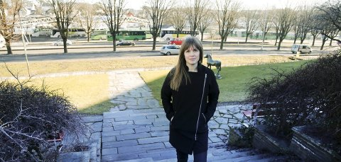 Arkitekt og byplanlegger Ragnhild Bakkevig i Haugesund kommune. Hun og kommunen ønsker tips til byggeprosjekt i byen som kan være kandidat til en byggeskikkpris.