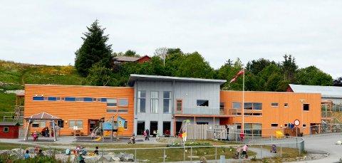 HAR KAPASITET: Espira Skåredalen er en av flere barnehager i Haugesund som har ledige plasser for tiden.