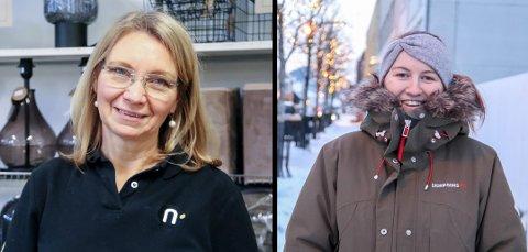 PENSJON: En undersøkelse fra Nordnet viser at bare én av fire ansatte vet hvilken pensjonsleverandør de har hos arbeidsgiveren. Jelena Langvatn og Ida Eriksen forteller at de ikke har en god oversikt over pensjonen sin.
