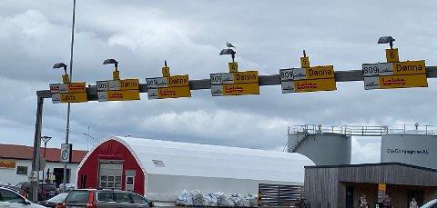 ENDRING: Det blir endringer på ferjekaia i Sandenessjøen.