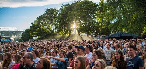 Pstereo-festivalen er for mange et av årets høydepunkter. Festivalsjefen tror fremstidsutsiktene er mørke for årets festivalsommer.