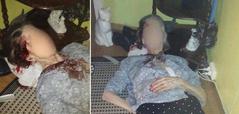 BLE FUNNET SLIK: Den 87 år gamle kvinnen ble funnet i sitt hjem alene, og i en hjelpeløs tilstand. 12 dager senere døde hun.