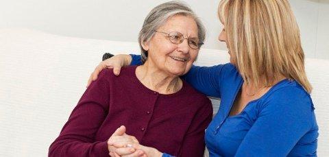 ARVER PENSJON: Du arver ikke folketrygdpensjonen, men du arver en del annen pensjon.