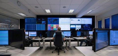 Telenors sikkerhetssenter