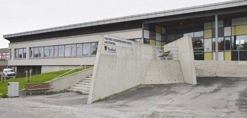 Fauske videregående skole er én av skolene som nå kan bli sammenslått i Indre Salten.