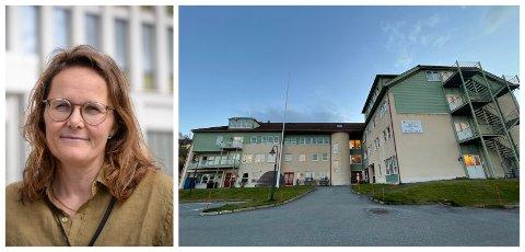 DØDSFALL: En pasient ved Ankenes bo- og servicesenter døde som følge av korona. – Vi kan ikke utelukke flere dødsfall, sier kommunalsjef for omsorg og mestring, Heidi Eriksen Laksaa.