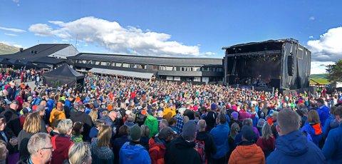 Rondaståk-festivalen har blitt svært populær etter at den startet opp i 2014.