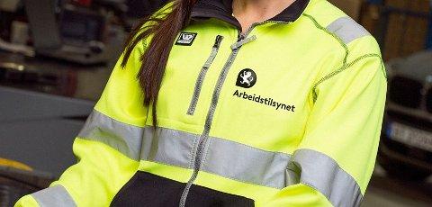 TVANGSMULKT: En bedrift i Lofoten trues med tvangsmulkt.