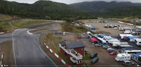 MOTORSPORT: Følg rallycrossen med Lyngdals Avis.