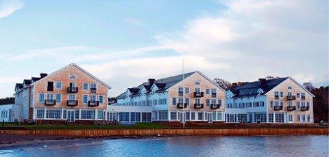 TREDJE BEST: Støtvig Hotel havnet på 3. plass i Trip Advisors kåring av Norges beste hoteller.