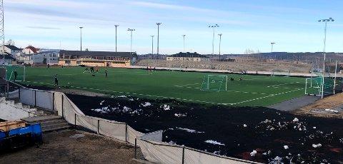 Kampen var mellom et jentelag fra Gjøvik og et jentelag fra Lillehammer.