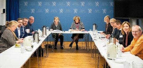 Partene i arbeidslivet innledet forhandlingene om en ny IA-avtale tidligere i høst.