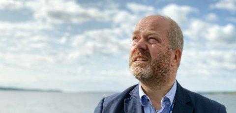 BEREDSKAPSDIREKTØR: Johan Marius Ly er beredskapsdirektør i Kystverket. Han mener de har gjort mye med oljevernberedskapen de siste årene. Foto: Sigfrid Kvasjord