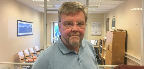 Lars Steinar Ansnes gir seg som redaktør.