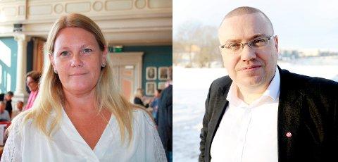 Nå må vi sørge for at det også går tog mellom byene, skriver Tone Berge Hansen og Arve Høiberg i Arbeiderpartiet.