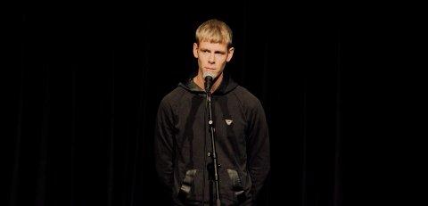 Lars Vaular i «Gritt», som har premiere neste helg.