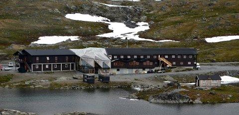 Kvinna ble funnet igjen like ved Sognefjellshytta.