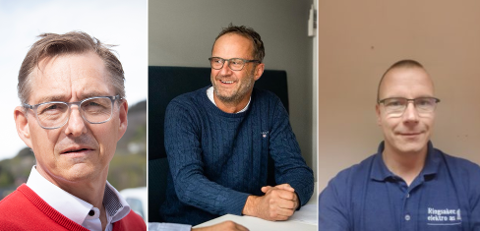 Audun Løhre, administrerende direktør i Gausdal Landhandleri, Lars Medby, daglig leder i Medby AS og Erik Nytrøen, daglig leder i Lillehammer Elektro har bestemt seg for å svelge tapet etter Bergdølmo-konkursen og legge saken død.
