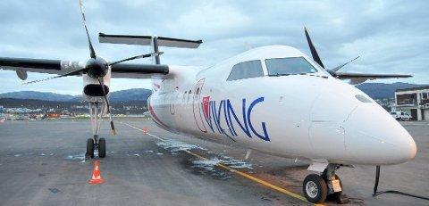 TEKNISK FEIL: FlyViking har måttet kansellere 22 flyvninger mellom Alta og Tromsø de siste ukene, på grunn av tekniske feil. Nå lover direktør, Heine Richardsen, at de skal komme sterke tilbake med lave priser og bedre regularitet.