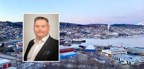 SAMARBEID: Leder for Hålogalandsrådet Rune Edvardsen sier at samarbeidet mellom Harstad og Narvik er viktigere enn noen gang.