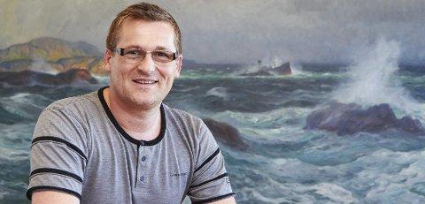 Dagfinn Olsen fra Lødingen er førstekandidat for Nordland Frp.