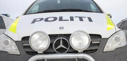 POLITILOGGEN: Her kan du lese om litt av det vårt lokale politi har rykket ut på den siste uken. Arkivfoto