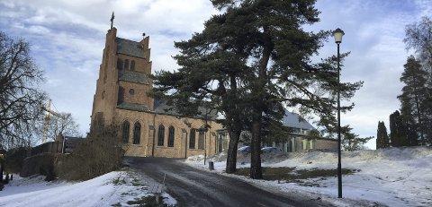 NOMINERT I 2016: Nyutvidede Nordstrand kirke var nominert til Oslo bys arkitekturpris i fjor, men nådde ikke til topps. Nå kan du nominere kandidater til årets pris.Arkivfoto