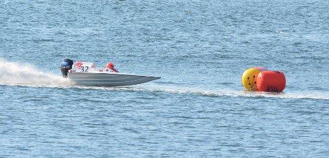 AVLYST: Tønsberg Båtrace valgte å avlyse dag tre av årets arrangement for å ivareta sikkerheten til sine frivillige.