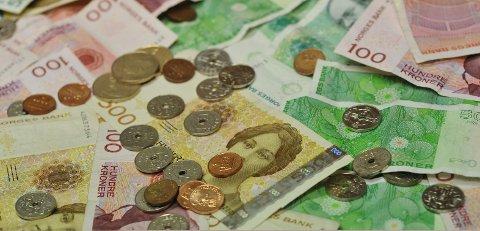 EN TREDELS MILLION: Nittedal blir kompensert for endringer i eiendomsskattelovgivningen.