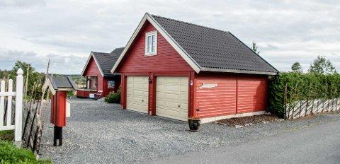 Atelieret Garasjen i Kroer.