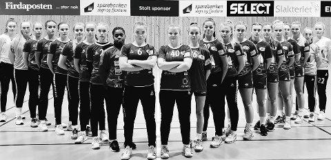 KLARE: Florø SK Handball møter Sogndal borte på laurdag, og heime på søndag. Kampane kan avgjere opprykket til 3. divisjon.