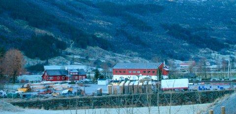 Sandeid fengsel. Foto: Sigmund Hansen