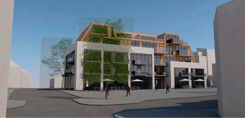 Det planlagte bygget på Nytorget må tilpasses slik at det forsterker det eksisterende bygningsmiljøet, skriver Kjell Gunnar Hoff.