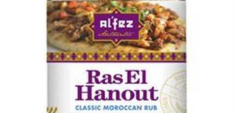 TREKKES TILBAKE: Slike glass med Al'fez Ras El Hanout er blant produktene som trekkes tilbake.