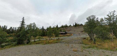 PÅ TOPP: I dette hyttefeltet ved Danebu har kommunikasjonsdirektør Jannik Lindbæk i Equinor kjøpt hytte.