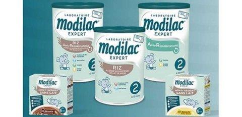MISTENKT: Det er mistanke om at morsmelkerstatning kan være kilde til salmonellautbrudd.